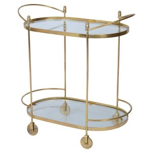Colindale Bar Cart by Willa Arlo Interiors