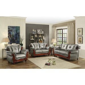 Gospel Configurable Living Room Set by Astoria Grand