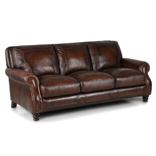 Bon Karlson Leather Sofa