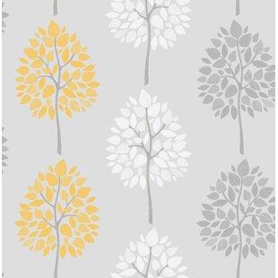 Floral Wallpaper Youll Love Wayfaircouk