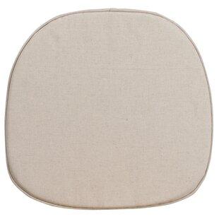 Cross Back Barstool Cushion