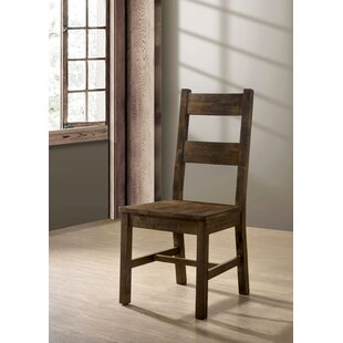 Garlington Solid Wood Dining Chair