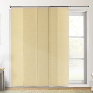 designer vertical blinds dark brown adjustable sliding panel semisheer desert vertical blind blinds shades youll love wayfair