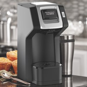 1-Cup FlexBrewu00ae Serve Coffee Maker