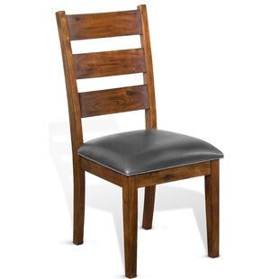 Padilla Solid Wood Dining Chair