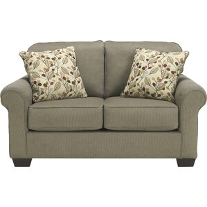 Fredericksburg Loveseat by Three Posts