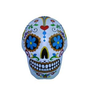 Colorful Skeleton Decoration