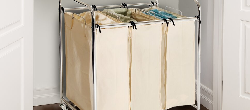 Suds Up: Laundry Room Storage