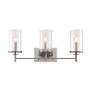 Harlowe 3-Light Vanity Light