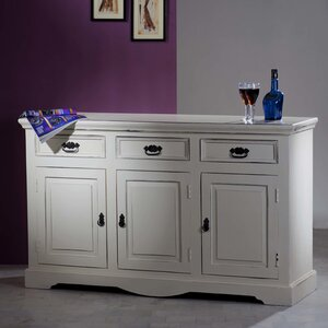 Toledo 3 Door 3 Drawer Sideboard