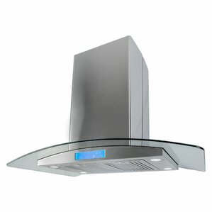Kitchen Island 36 X 60 range hoods you'll love | wayfair