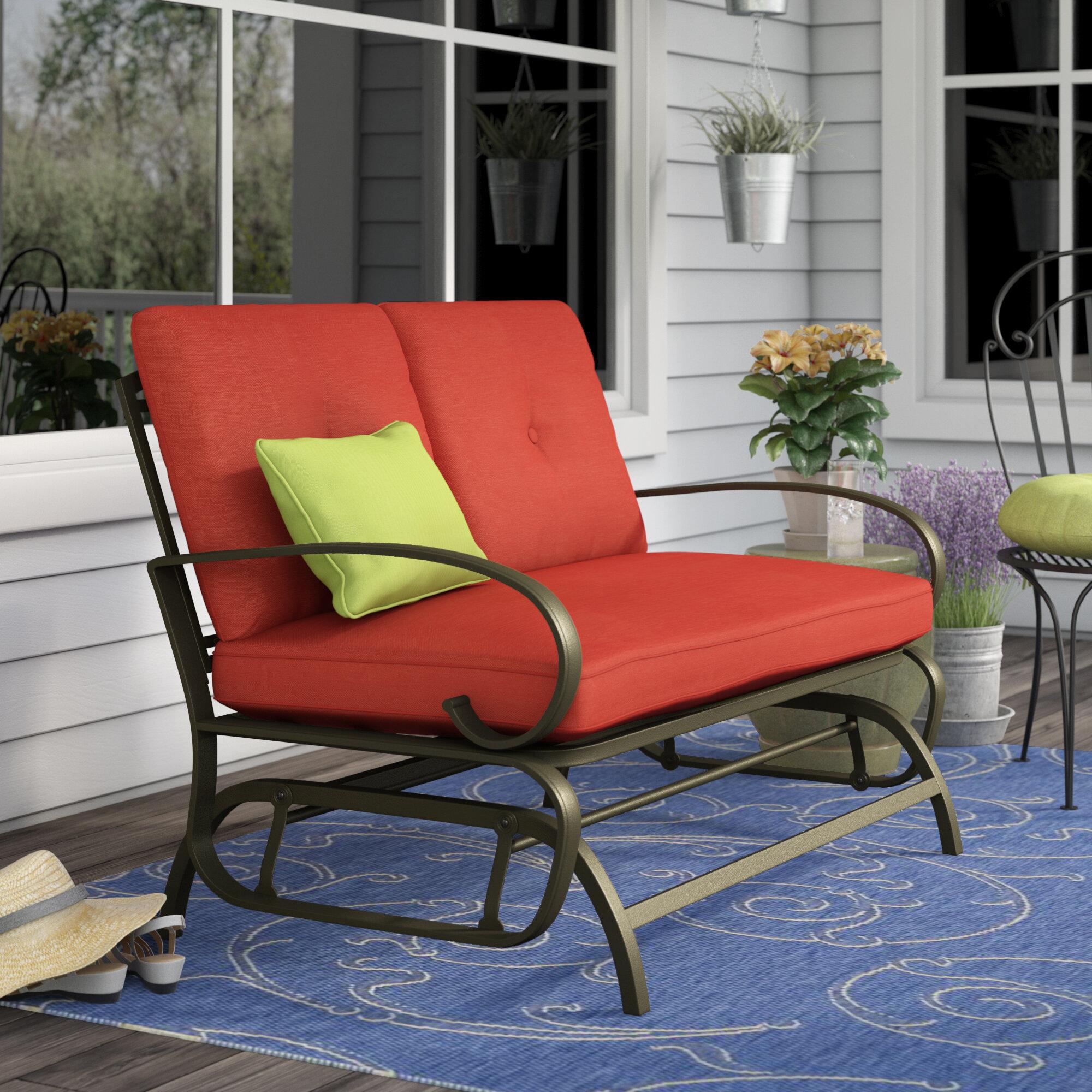 Outdoor Glider Cushions Wayfair