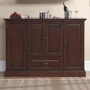 Locking Liquor Cabinet | Wayfair