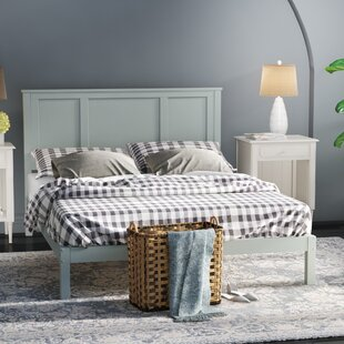 Homewood Country Style Platform Bed