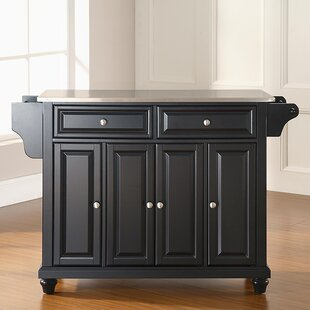 Stainless Steel Kitchen Islands & Carts- Styles for your home | Joss ...