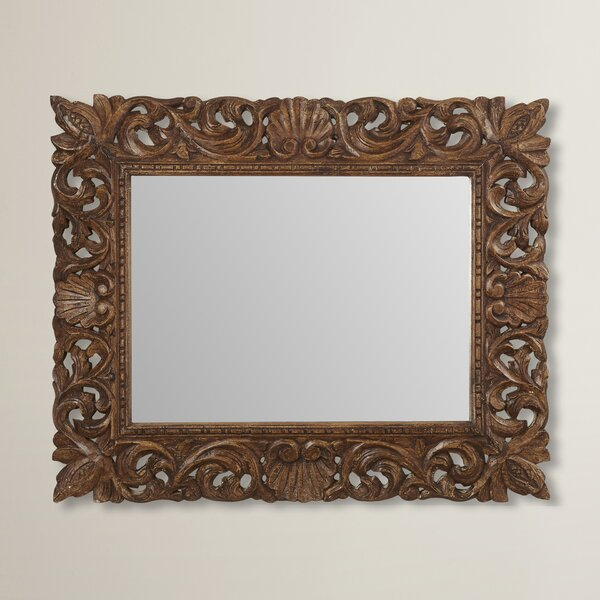 Reclaimed Wood Mirror | Wayfair