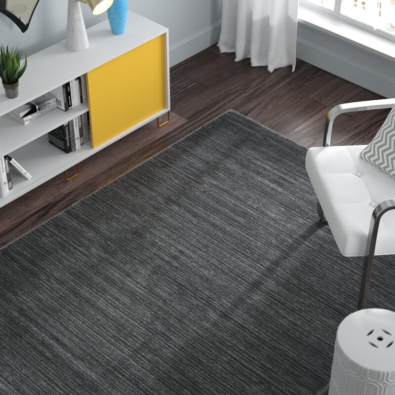 Zipcode Design Harloe Gray Area Rug & Reviews