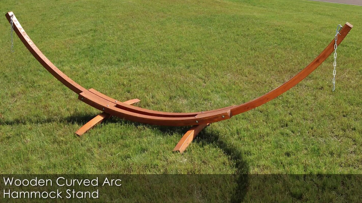 hammock universe wood bamboo eco xl a friendly on products stand