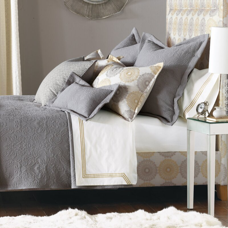 Awesome Sandrine Matelasse Coverlet Collection