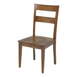 Panasonic Solid Wood Dining Chair by Bloomsbury Market