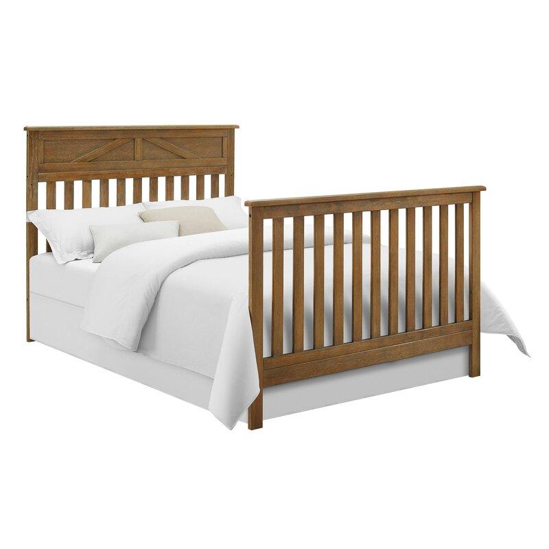 Harriet Bee Baltimore 5-in-1 Convertible Crib & Reviews | Wayfair