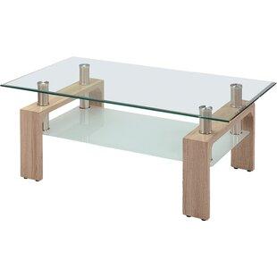 Delightful Glass Coffee Tables | Wayfair.co.uk