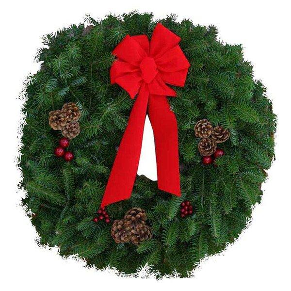 Fresh Christmas Wreaths You Ll Love In 2019 Wayfair