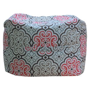 Premiere Home Nyle Medallion Ottoman by Fox Hill Trading