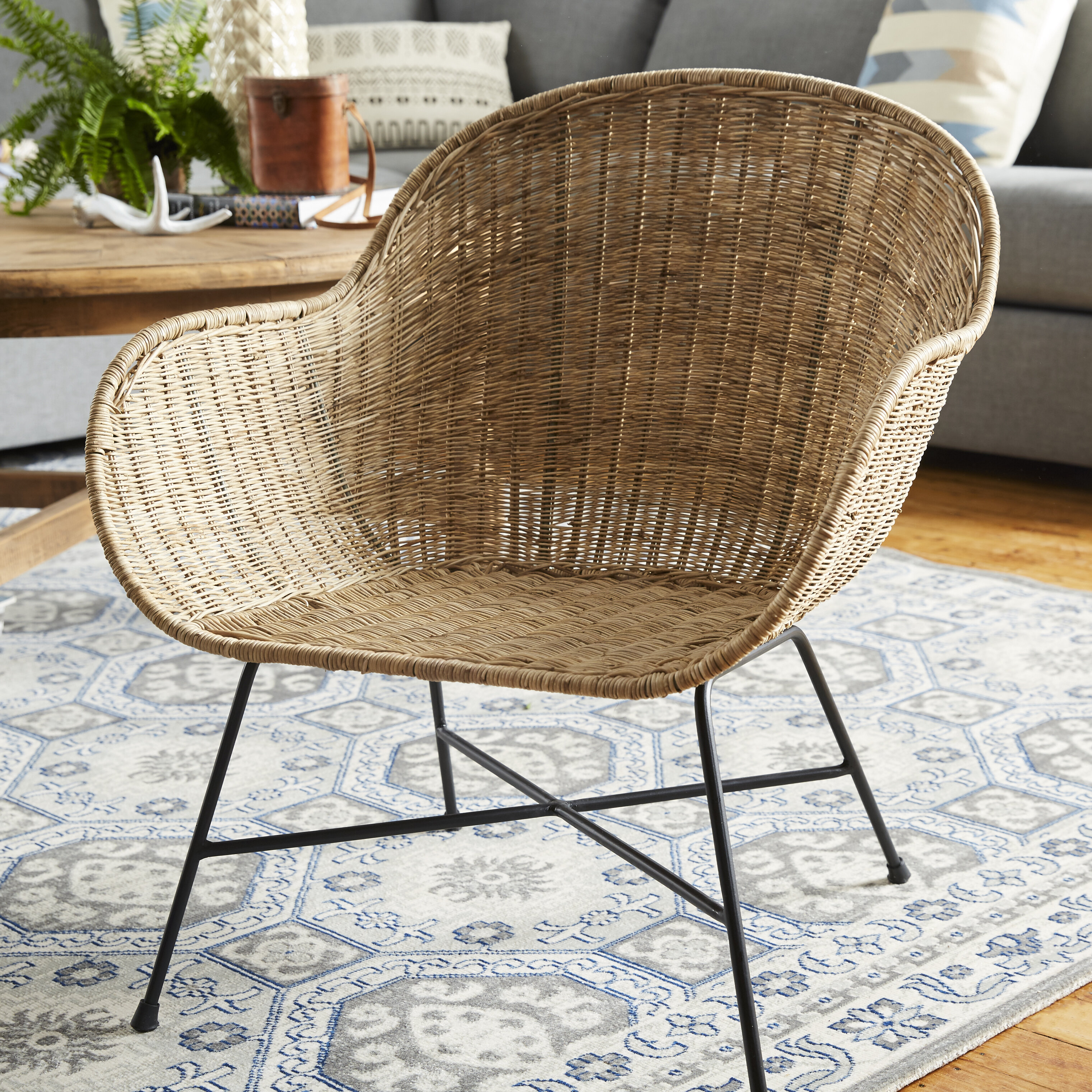 Tremendous Ormond Barrel Chair Bralicious Painted Fabric Chair Ideas Braliciousco