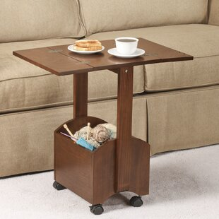 Fold Down End Side Tables Wayfair