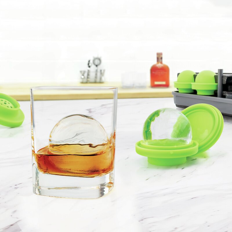 Tovolo Sphere Portable Clear Ice Makers