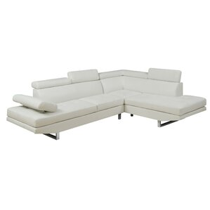 Metairie Reclining Sectional by Wildon Home ?