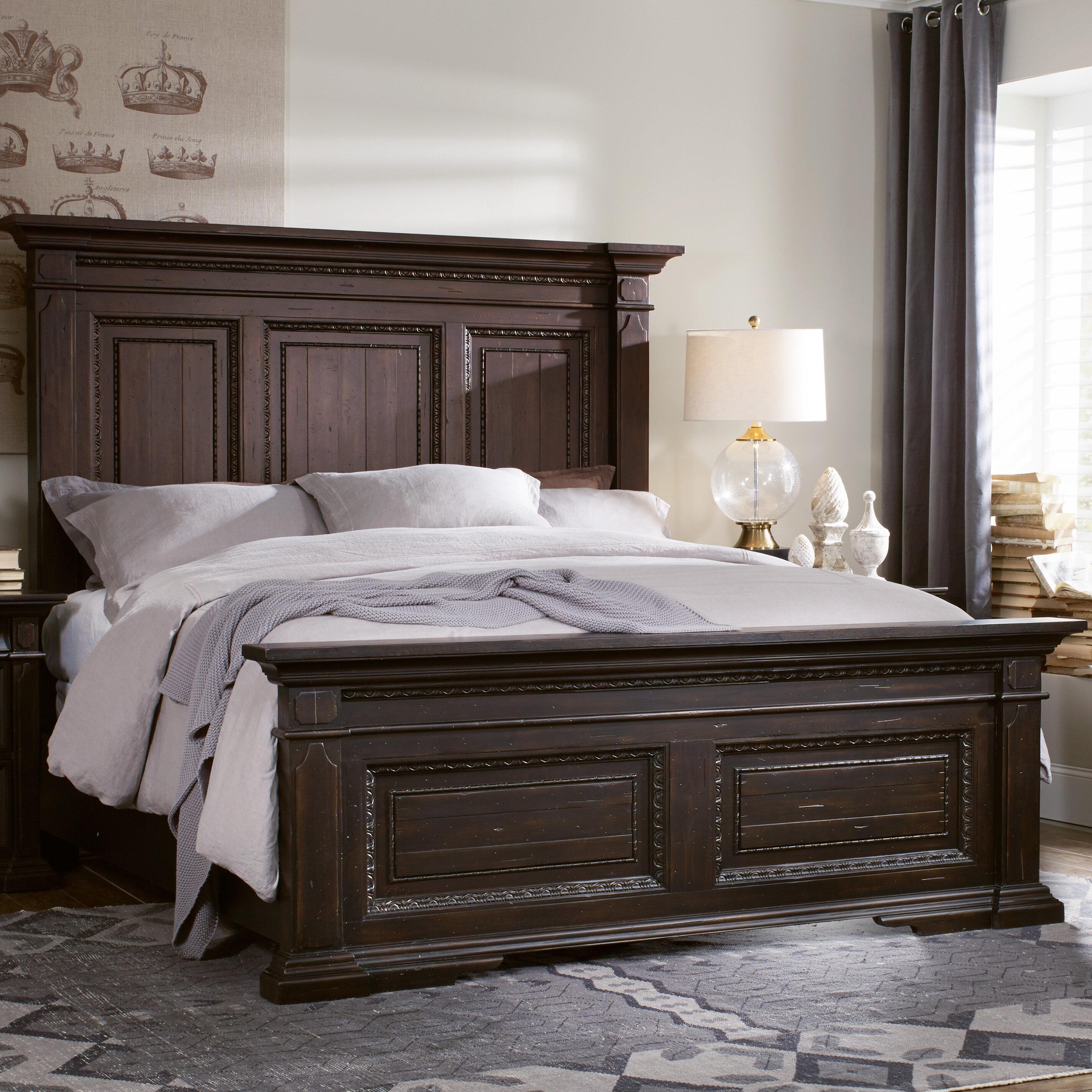 e26f797e053 Hooker Furniture Treviso Panel Bed   Reviews