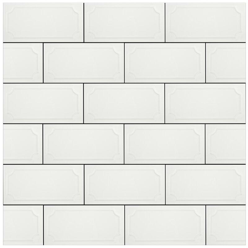 X White Subway Tile RevolutionHR - 4 by 8 subway tile