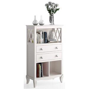 125 cm Bücherregal Gemonio von dCor design
