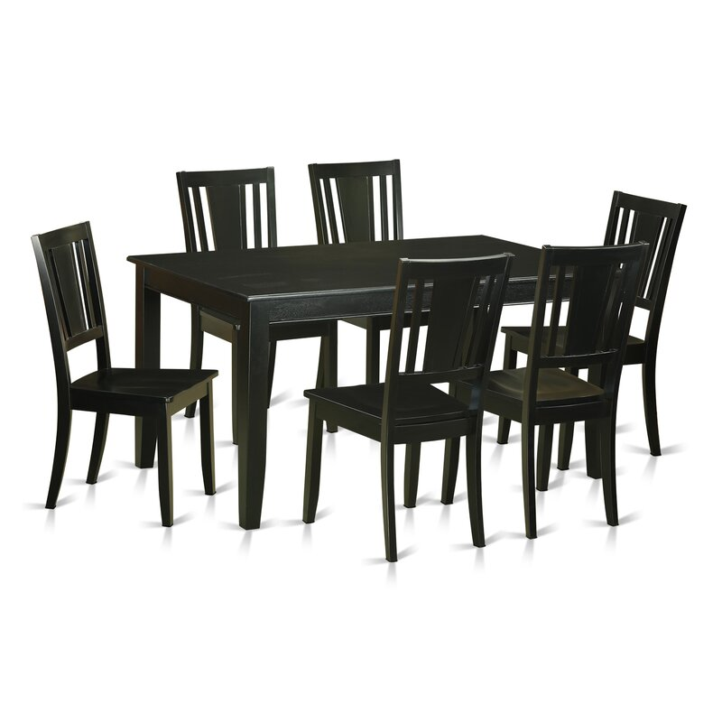Dudley 7 Piece Dining Set