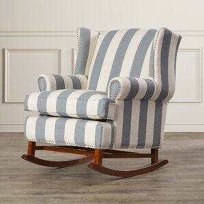 Birkett Rocking Chair by Darby Home Co