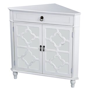 Beau White Mirrored Cabinets U0026 Chests Youu0027ll Love | Wayfair