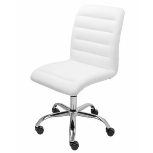 White Office Chairs You\'ll Love | Wayfair