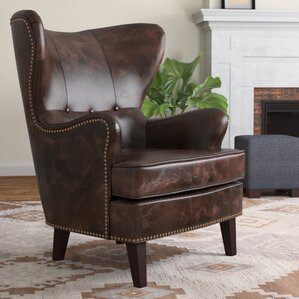 Rustic Accent Chairs Youll Love Wayfair