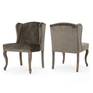 Merveilleux Wingback Chair Set Of 2 | Wayfair