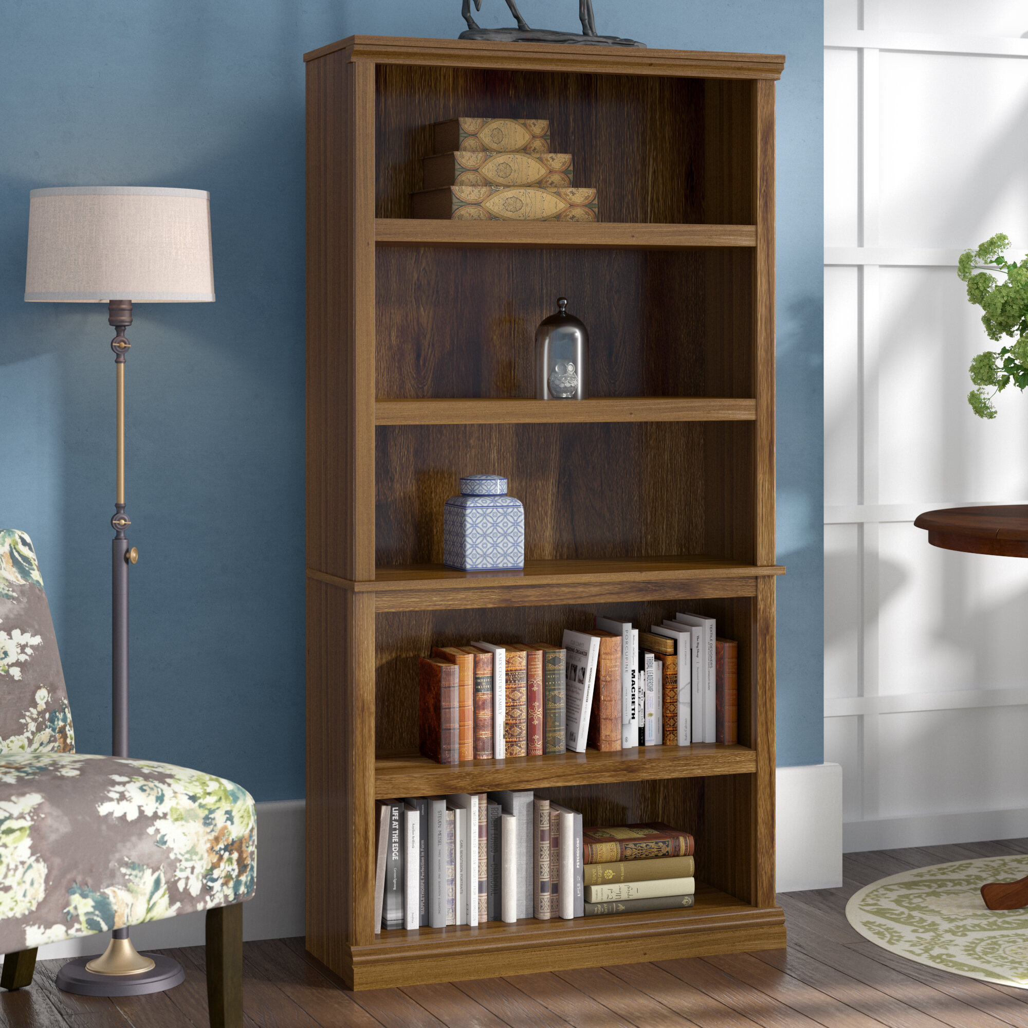 Three Posts Abigail Standard Bookcase Reviews