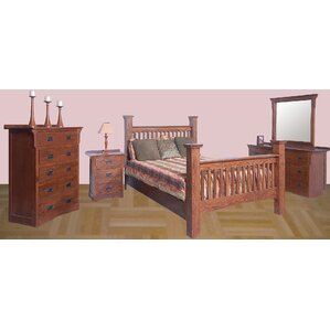 Oak Bedroom Sets You\'ll Love | Wayfair