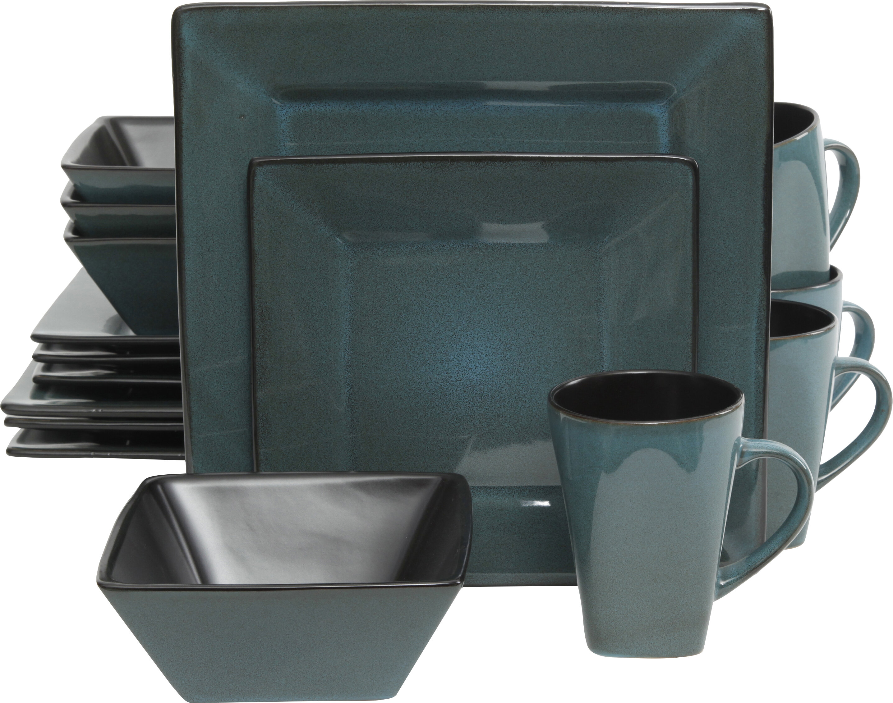 Save  sc 1 st  Wayfair & Stoneware Dinnerware Sets You\u0027ll Love | Wayfair