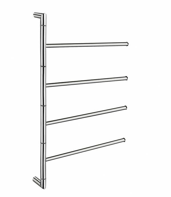 Smedbo Wall Mounted Towel Rack Reviews Wayfair