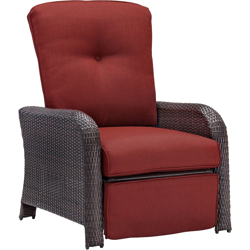 Genial Barrand Luxury Recliner Chair With Cushions