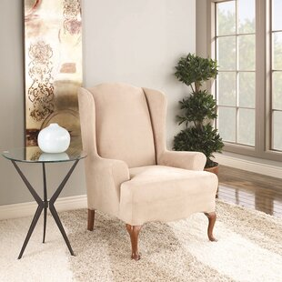 save - Wing Chair Slipcover