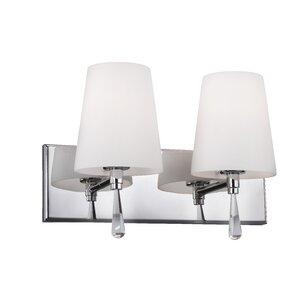 Monica 2-Light Vanity Light
