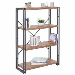 Bücherregale Metall bücherregale metall wayfair de