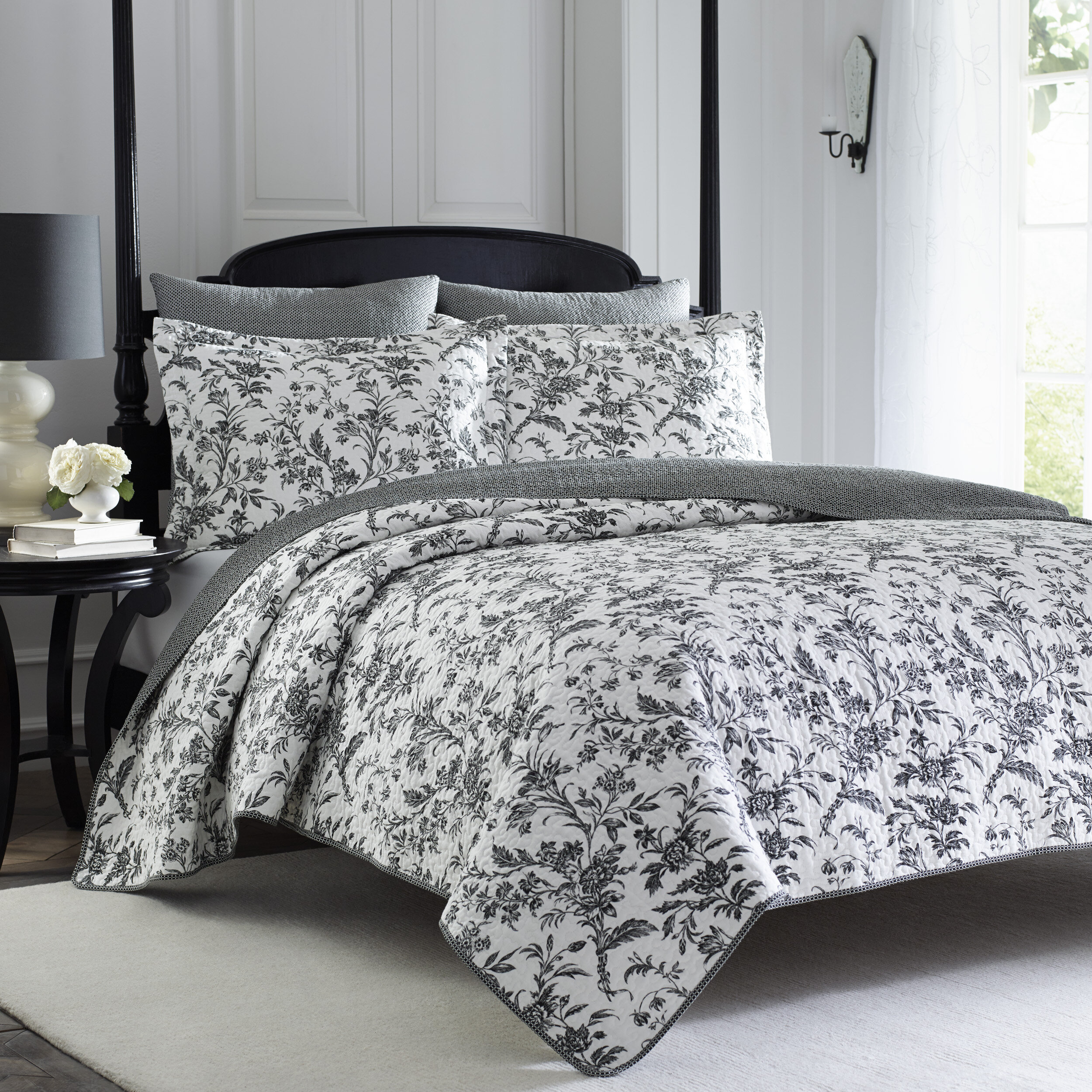 laura ashley home birch lane. Black Bedroom Furniture Sets. Home Design Ideas